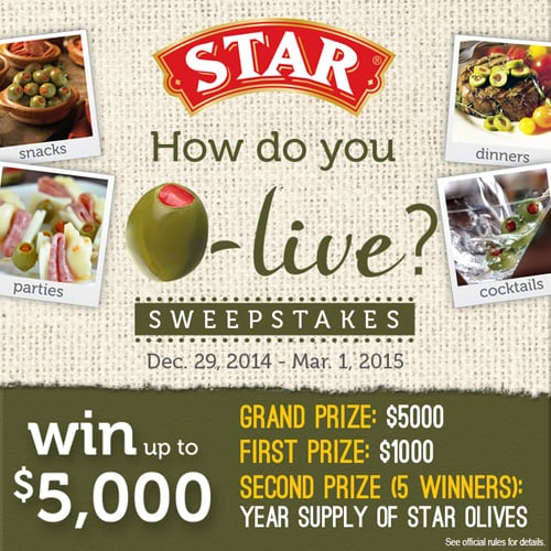 STAR How Do You Olive