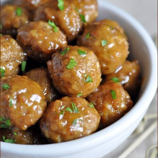 Sweet, Hot and Sour Cocktail Meatballs