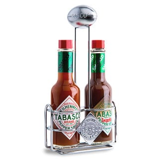 Football Tabasco Caddy