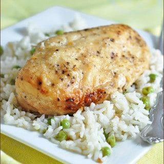 Slow Cooker Italian Lemon Chicken