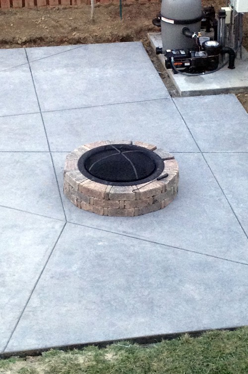 DIY Fire Pit in 30 minutes