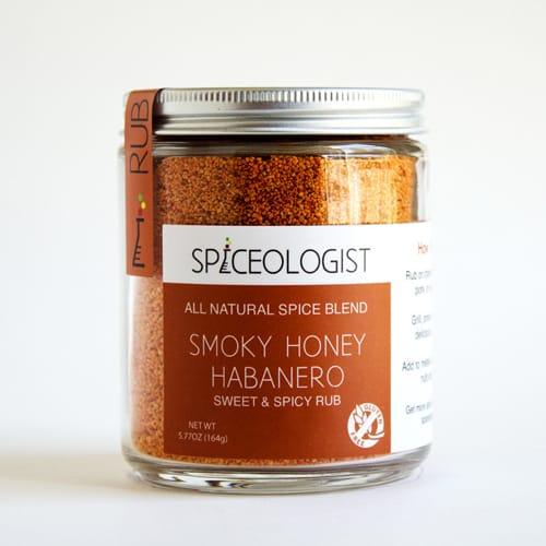 Smoky Honey Habanero