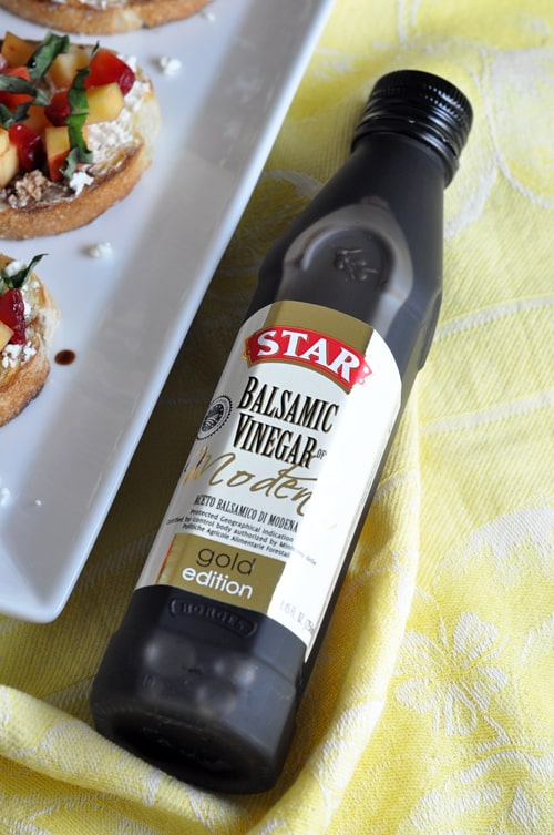 STAR Balsamic Vinegar of Modena