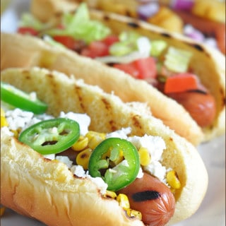 Create a Fun and Varied Hot Dog Bar with Ball Park Park's Finest!