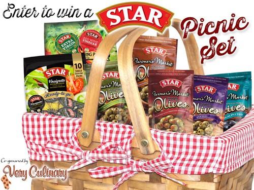 STAR Picnic Giveaway