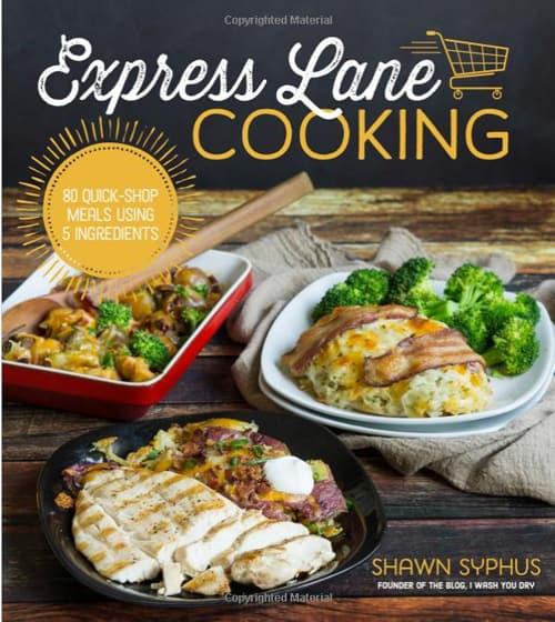 Express Lane Cooking Cookbook