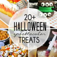 Over 20 fun recipe ideas for Halloween!