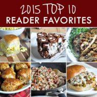 Top 10 Reader Favorites in 2015