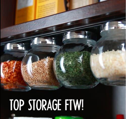 DIY Storage Saver