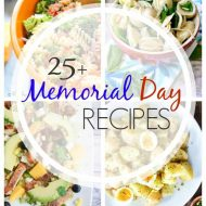 A collection of recipes perfect for the Memorial Day Holiday!