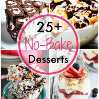 Over 25 No-Bake Recipes For Summer!