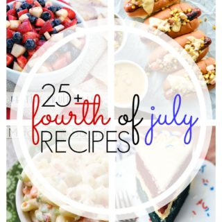 Over 25 Delicious Recipes Perfect for the 4th of July Celebrations!