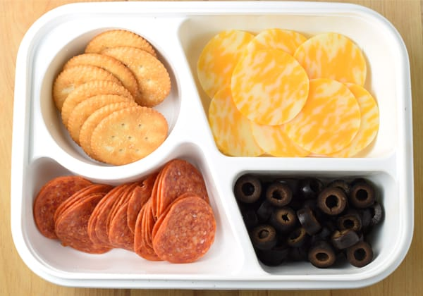 Back To School Lunch Box - Build Your Own Pizza