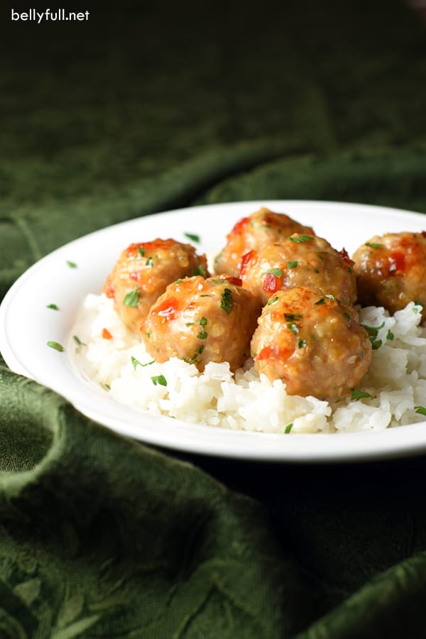 Pork And Shrimp Meatballs Recipe — Dishmaps