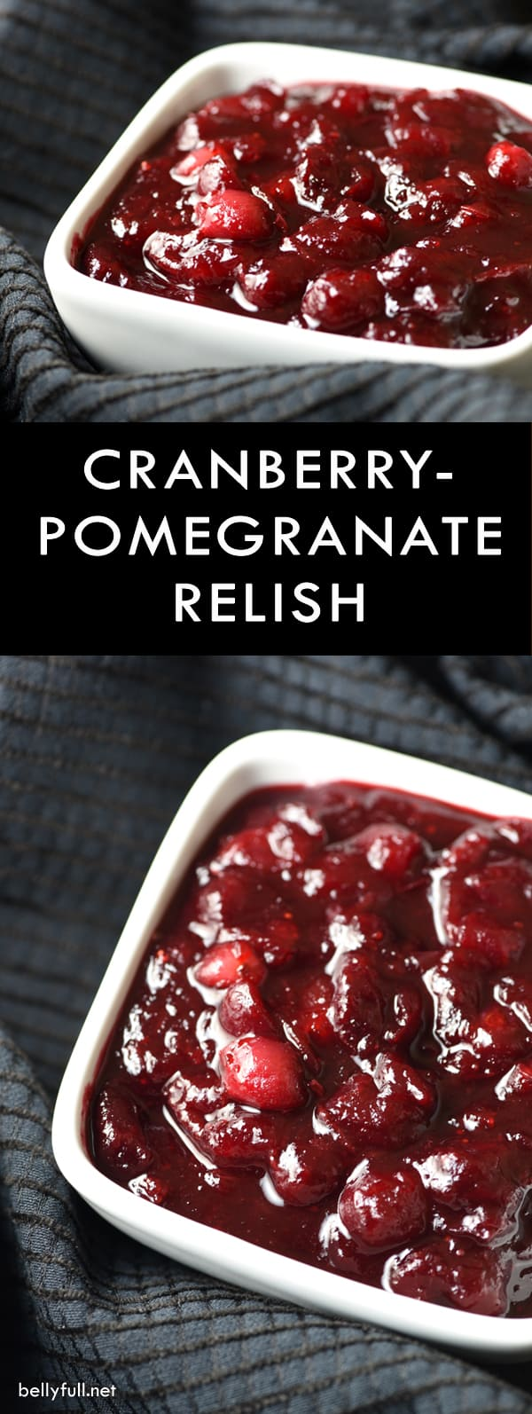 A delicious twist on classic cranberry sauce bursting with flavor!