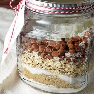 Oatmeal Butterscotch Cookie Mix