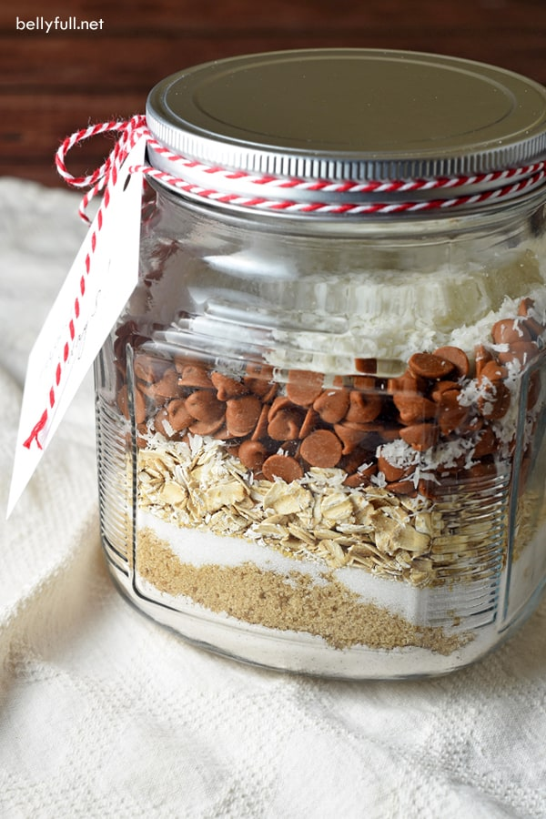 Oatmeal Butterscotch Cookie Mix