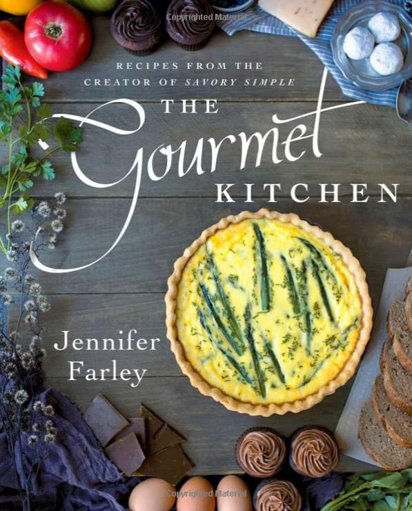 The Gourmet Kitchen Cookbook