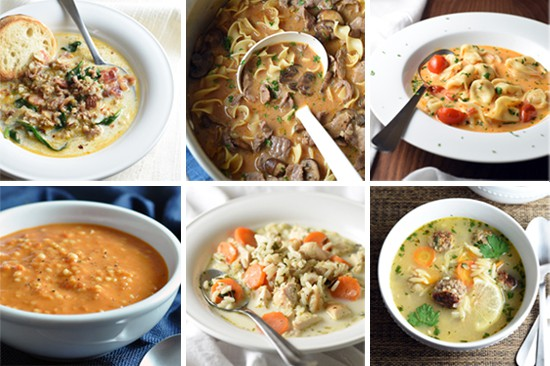 Easy and quick homemade soups the best simple and quick homemade soups to warm the stomach and soul forumfinder Choice Image