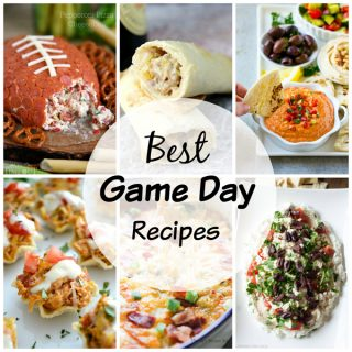Best Game Day Recipes!