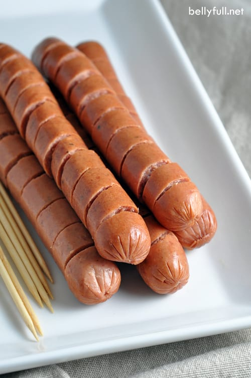 Best Way To Cook A Hot Dog Spiral