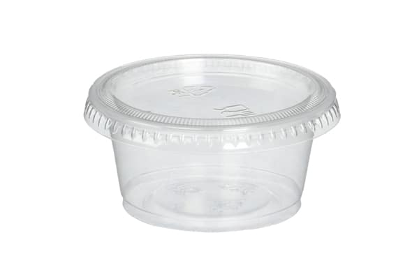 2-Ounce Condiment Container