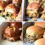 Here are 4 awesome slider recipes that are easy and delicious, perfect for lunch, game day, and busy weeknights!