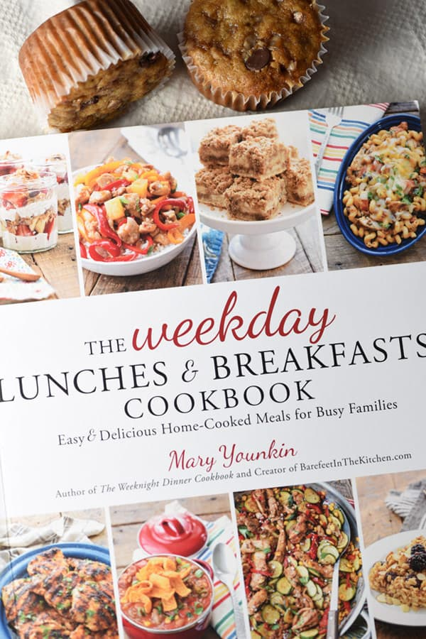 The Weekday Lunches and Breakfasts Cookbook