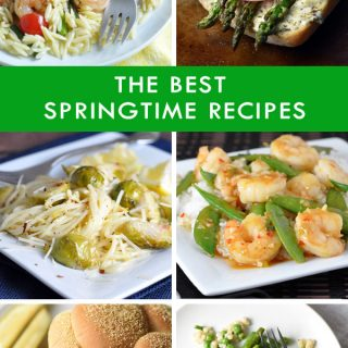 The Best Springtime Recipes
