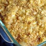 Funeral Potatoes is a classic potato casserole, popular at Utah funerals. This dish is also perfect for luncheons and dinner, of course - easy, comforting, and delicious!