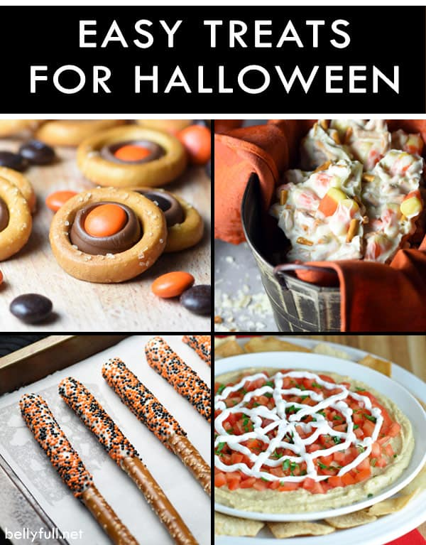 easy treats for halloween halloween desserts easy recipes nobake