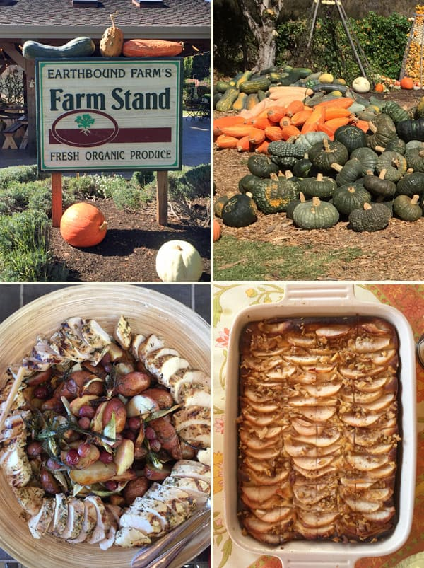 Earthbound Farm Stand