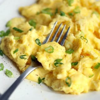 How To Make The Absolute Best Scrambled Eggs