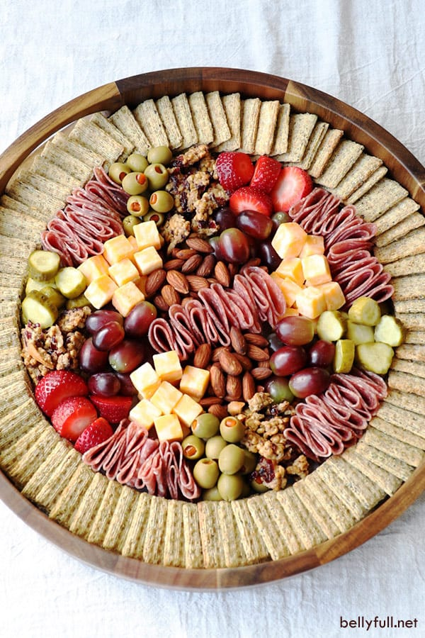 Beautiful Charcuterie Board