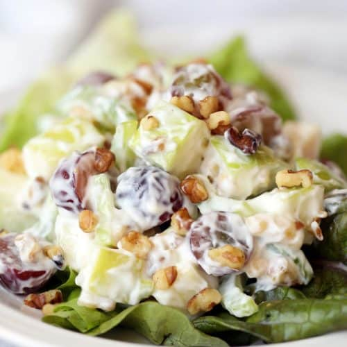 Waldorf Salad Recipe Easy