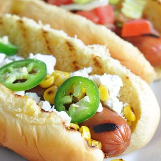 Create a Fun and Varied Hot Dog Bar