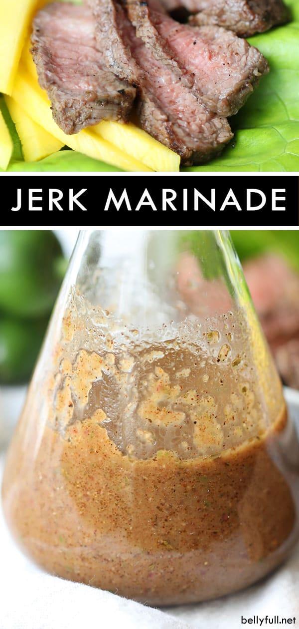 Jerk Marinade