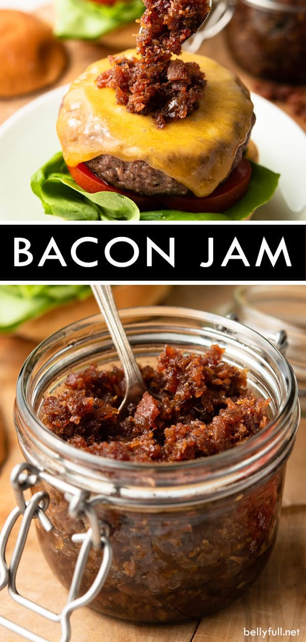 Homemade Bacon Jam