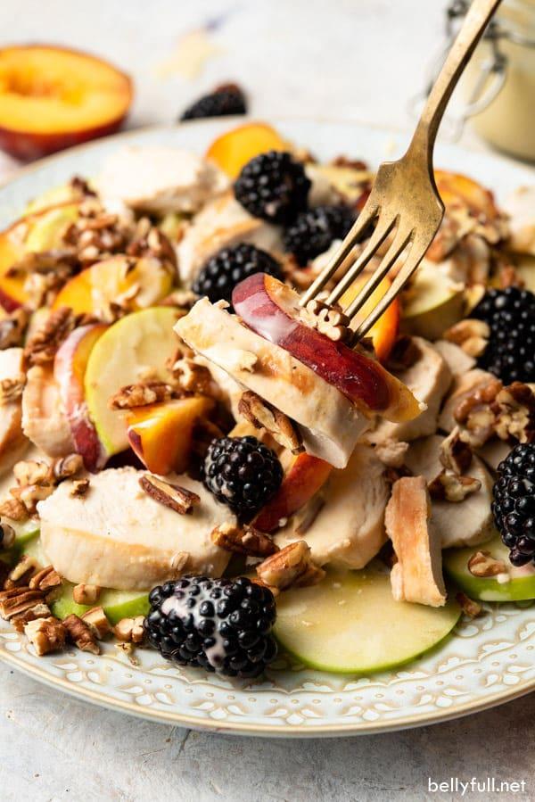 Summer Grilled Chicken Salad