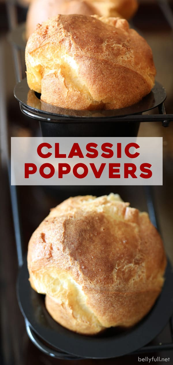 pin for classic popover recipe