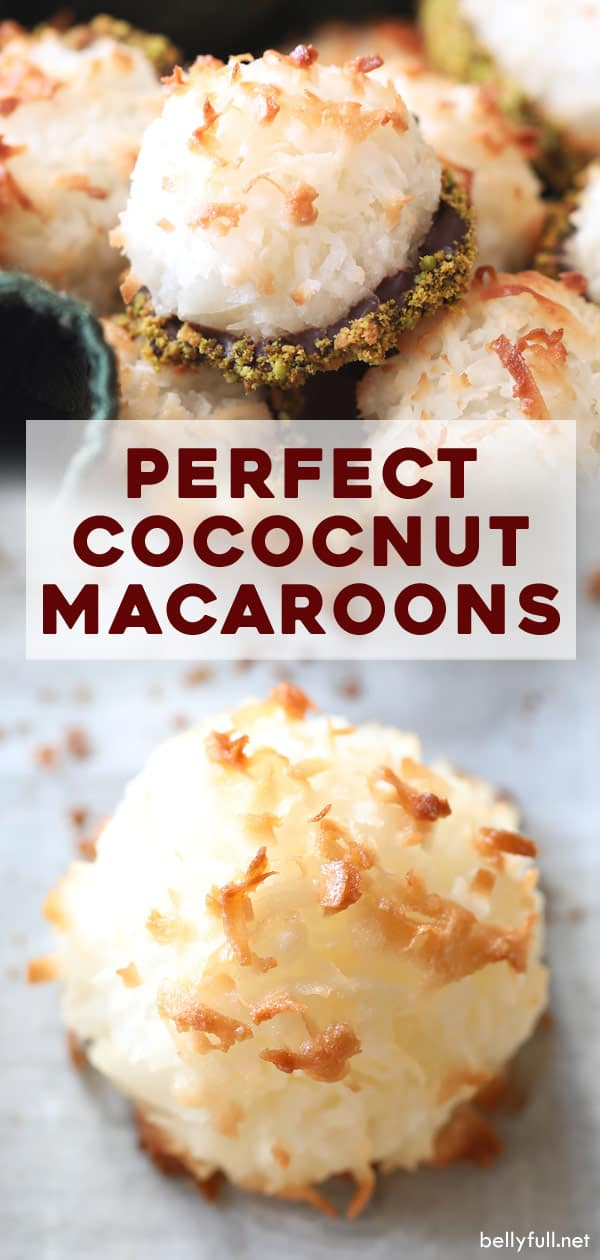 pin coconut macaroons