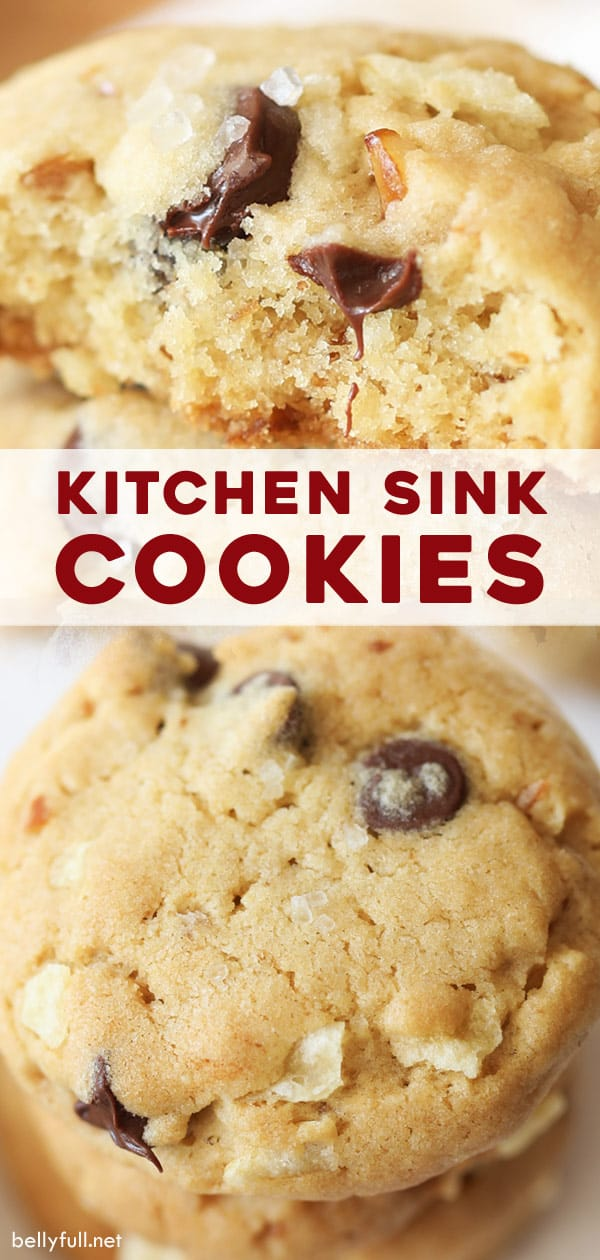 pin for Kitchen Sink Cookies