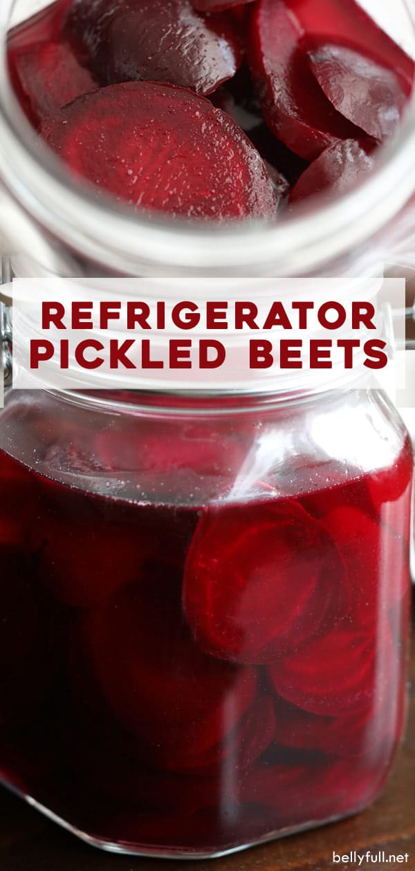 Pin for Refrigerator Pickled Beets