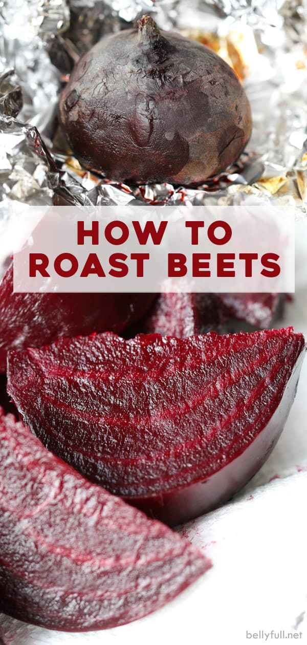 Pin for how to roast beets