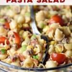 pin for Cowboy Pasta Salad
