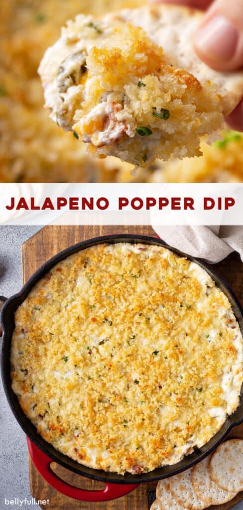 long pin for jalapeno popper dip