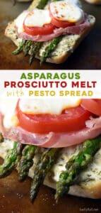long pin for Asparagus Muenster Melt