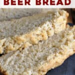pin for easy beer bread