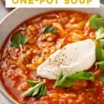 pin for cabbage roll soup