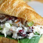 pin for best chicken salad